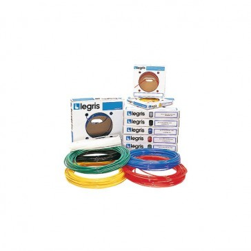 TUBE POLY. 1/2RIG. 25M BLC DI6MM DE8MM 1025P08 00