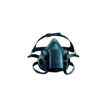 demi masque 3m 7502