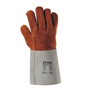 Opsial Tht Gants Soudeur Gant 15 T10 Soudage Handweld Orange De Yqan1vAP1