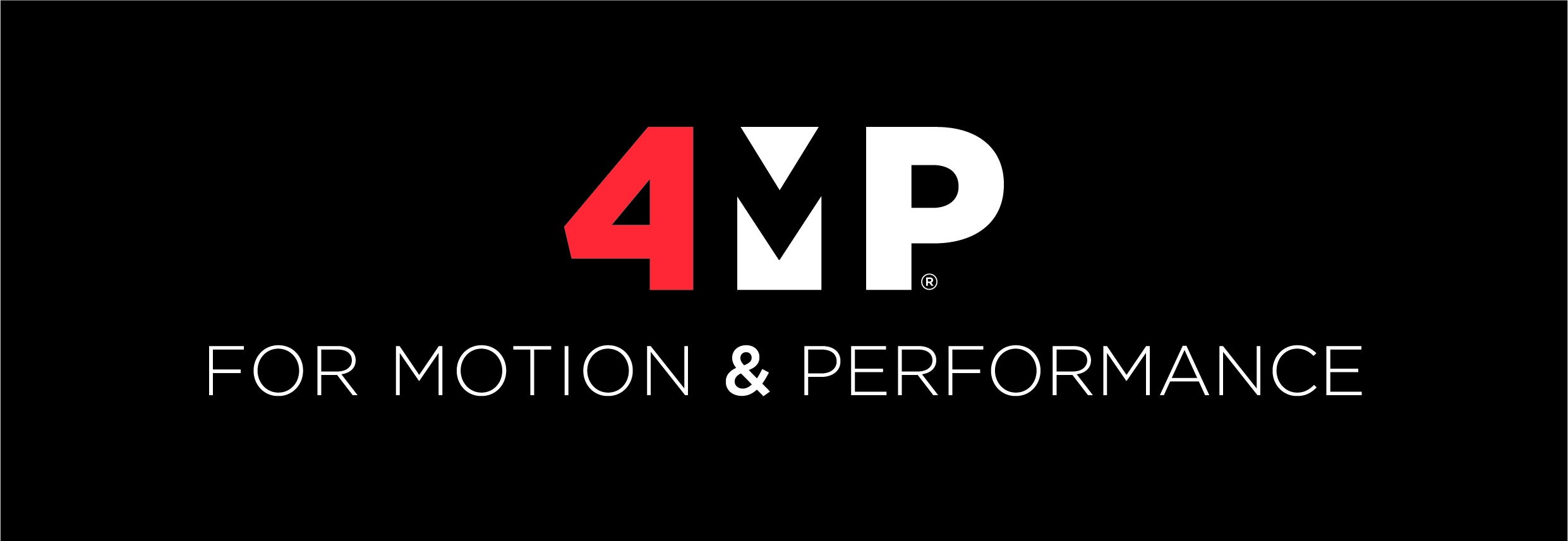 4MP : For Motion & Performance