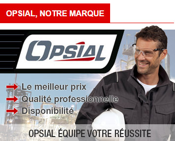 Opsial, notre marque