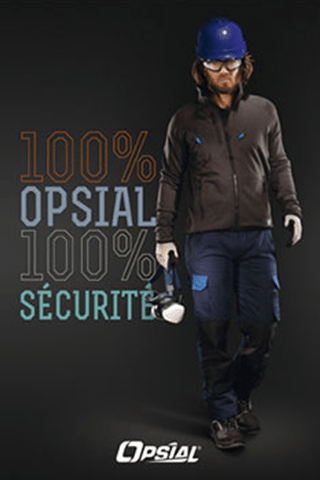 Catalogue EPI Opsial - 100% Opsial 100% Sécurité