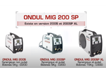 Ondul MIG 200 SP