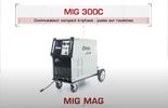Poste à souder MIG 300 C