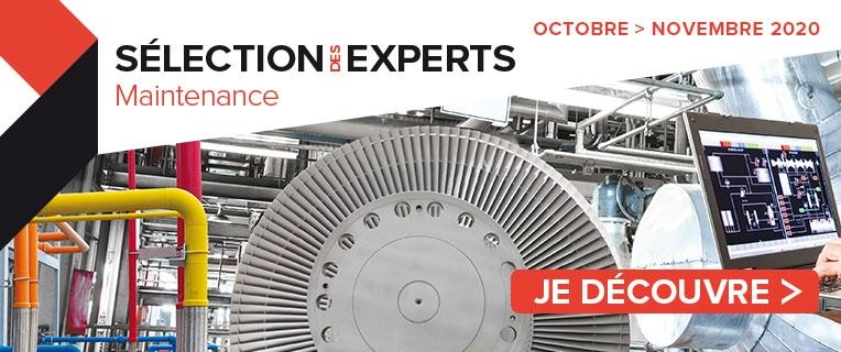 Sélection des Experts | Maintenance | Octobre-Novembre 2020
